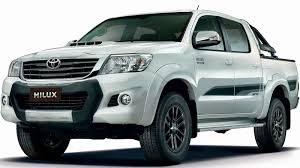 Toyota Hilux SRV 4x4c o similar