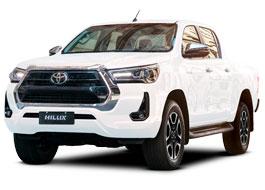 Toyota Hilux SRV 4x4 Automatica o similar